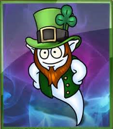 st patricks day ghost